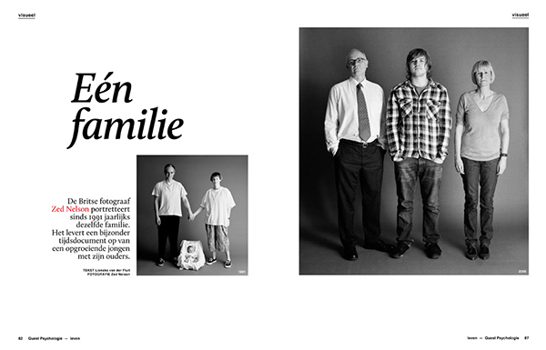 The Family - Psychologie magazine