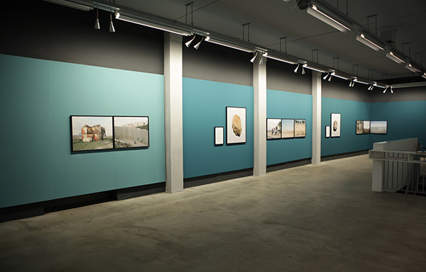 In This Land - installation view - Noorderlicht Gallery